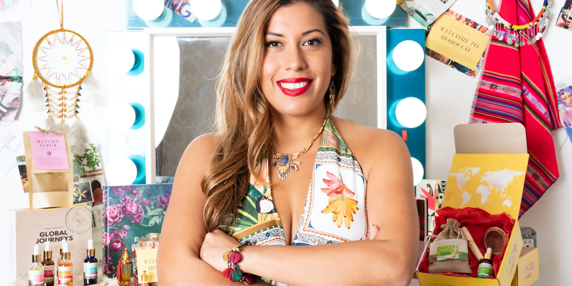Why Stephanie Flor Is Rebranding Around The World Beauty To Focus On The Latina Community