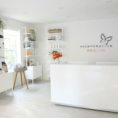 Tricked-Out Treatment Centers Are The New Spa