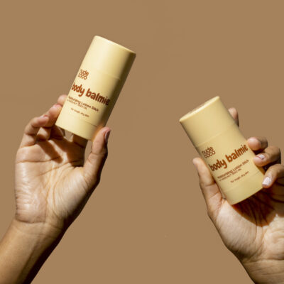 Fearless Fund Winner Nude Coco's Lotion Stick Is Good For The Bod (And Not Bad For The Bathroom Cabinet Either)