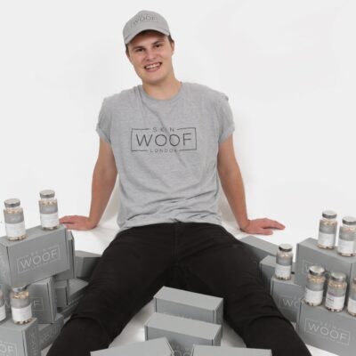 After A Leg Infection, MRSA, Strong Antibiotics And Hospital Stay Ravaged His Skin, Ben May Created Skin Woof. Now, The Brand Has Entered Superdrug.