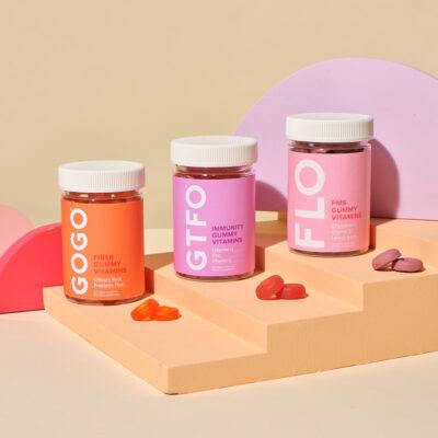 PMS Gummy Vitamin Brand FLO Vitamins Evolves Into Broader Company O Positiv