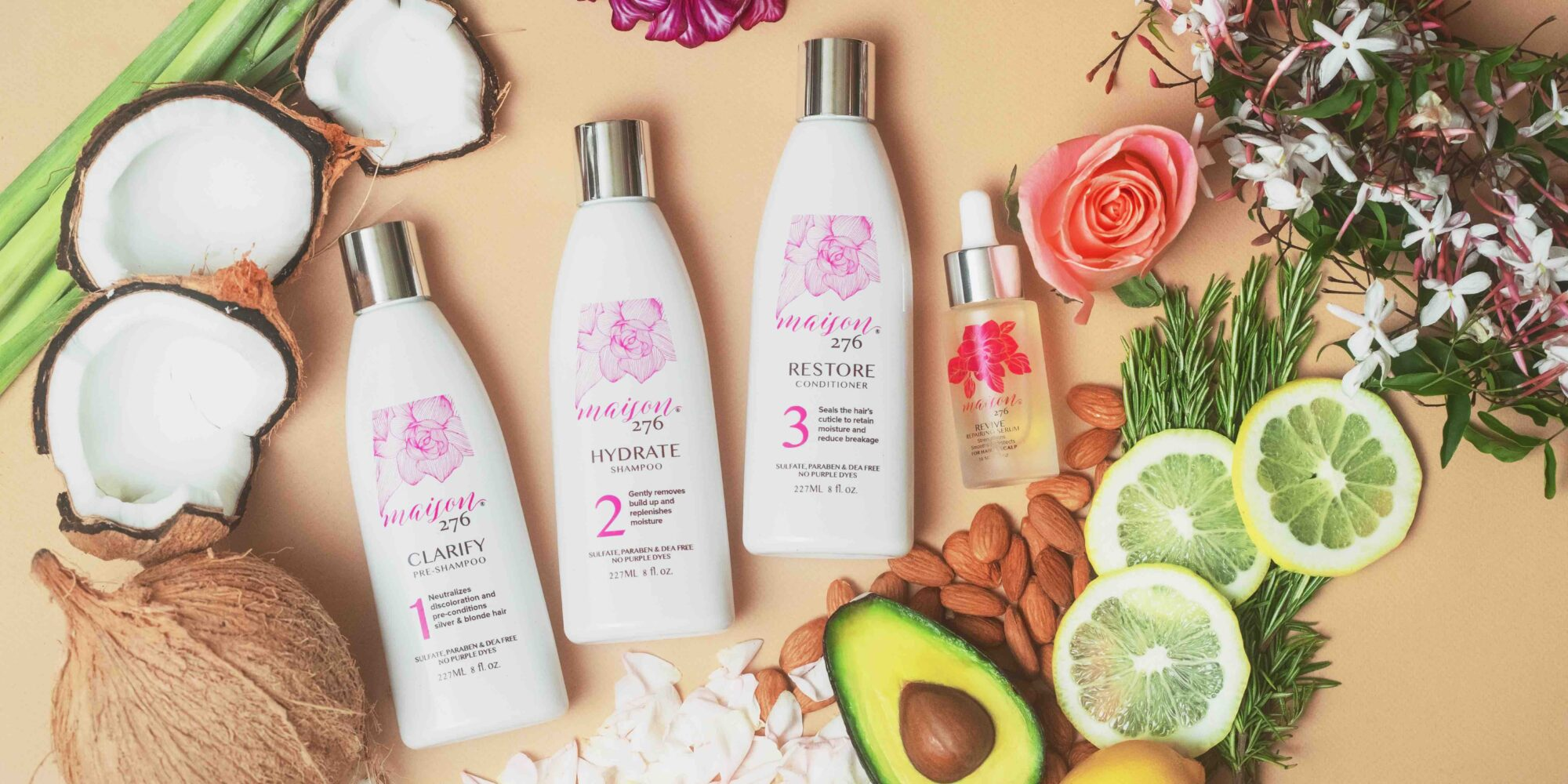 From Etsy To QVC: Gen X And Baby Boomer Haircare Brand Maison 276 Is Accelerating As More Women Embrace Their Grays