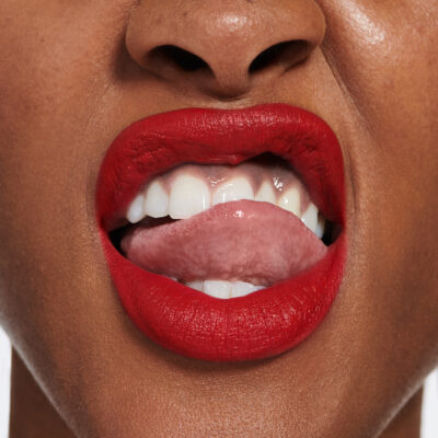 Pound Cake Does For Red Lipstick What's Long Been Done For Foundation—Create The Right Match For Consumers' Skin Tones