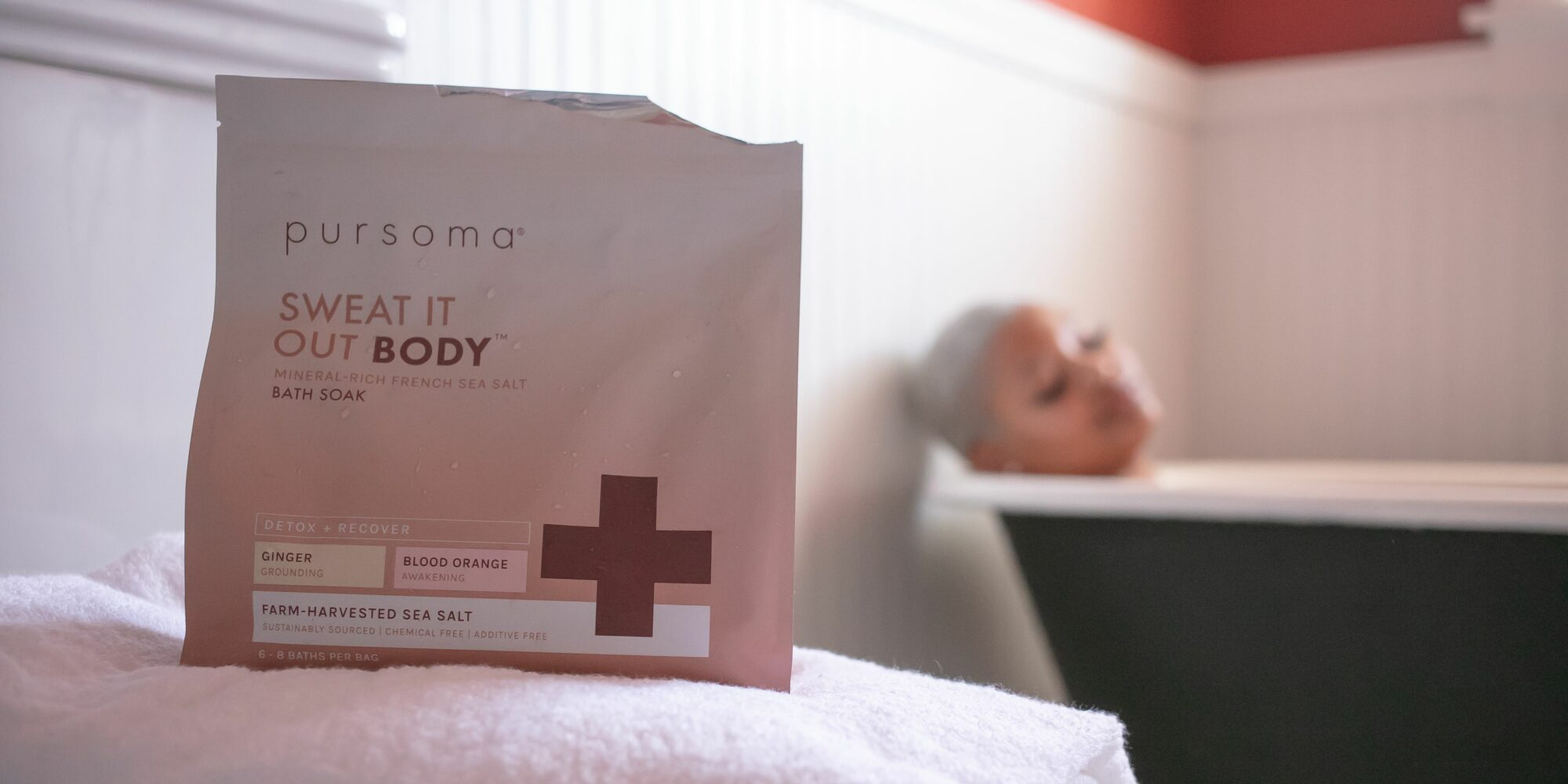 Bath Connoisseur Pursoma Moves Into The Mass Market With An Upcoming Launch At Target