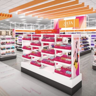 Will Shoppers Pay Luxury Beauty Prices At Big-Box Stores?